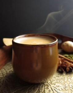 рецепт горьковатого чая со специями